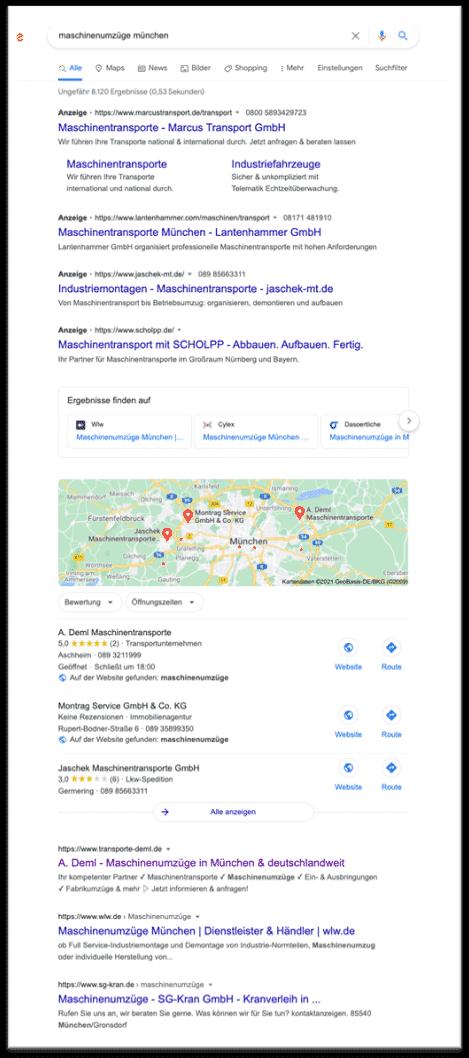 Suchergebnisse transporte deml